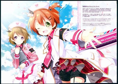 Mocha, Love Live Costume, Love Live! School Idol Project, Hanayo Koizumi, Rin Hoshizora