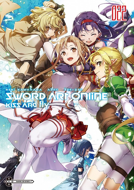 Abec, A-1 Pictures, Sword Art Online, Sachi, Yuuki Konno