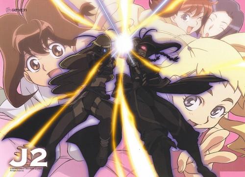 Madhouse, Juubei-chan: The Ninja Girl, Shoko Maruyama, Freesia Yagyuu, Jiyuu Nanohana