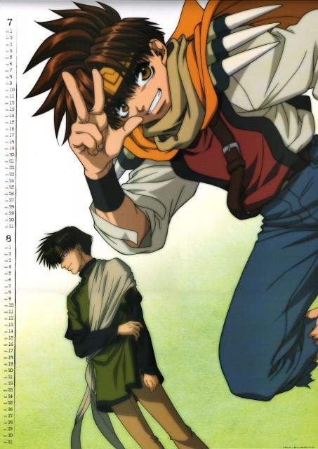 Kazuya Minekura, Studio Pierrot, Saiyuki, Cho Hakkai, Son Goku (Saiyuki)