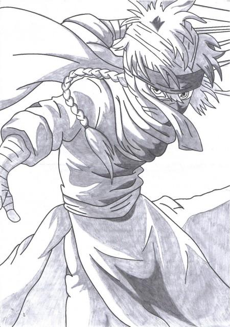 Hideaki Sorachi, Sunrise (Studio), Gintama, Kamui Yato, Member Art