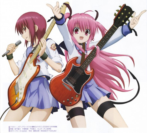 Na-Ga, Key (Studio), Angel Beats!, Yui (Angel Beats!), Masami Iwasawa