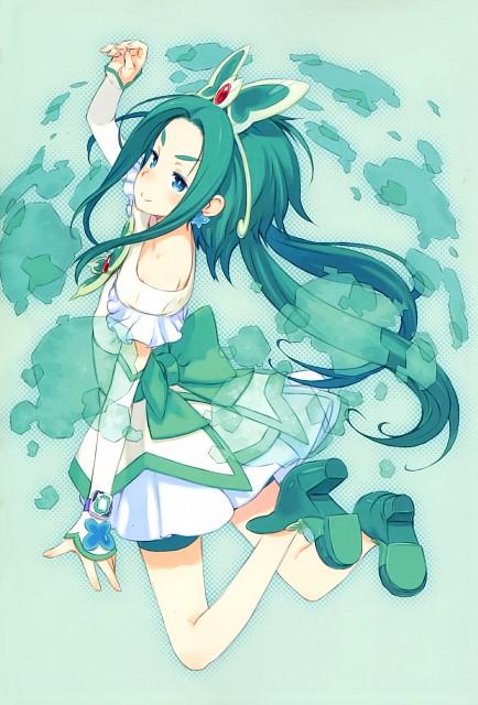Kouhaku Kuroboshi, Yes! Precure 5, GRANADA LEVEL P , Cure Mint, Comic Market 81