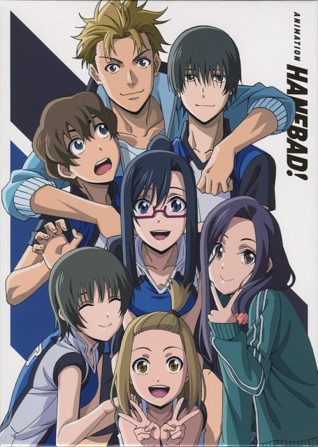 Kousuke Hamada, LIDENFILMS, Hanebado!, Yukiteru Hayama, Sora Isehara