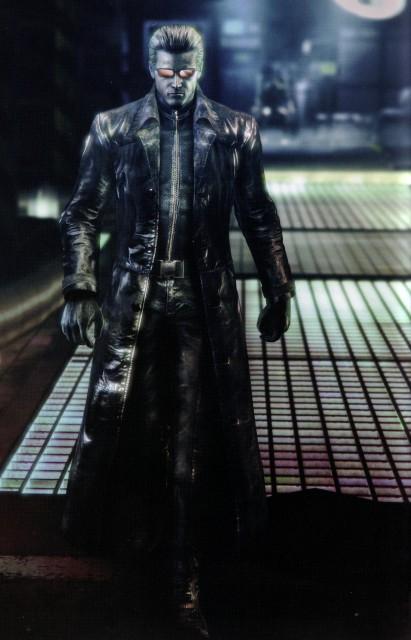 Capcom, Resident Evil 5, Albert Wesker