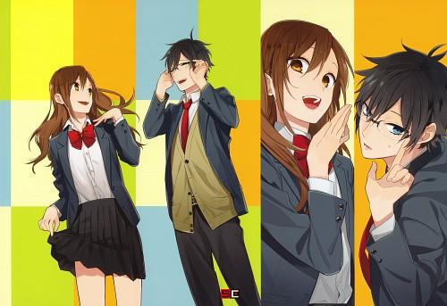 Daisuke Hagiwara, Horimiya, Izumi Miyamura, Kyouko Hori