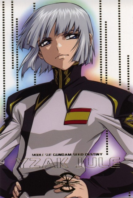 Sunrise (Studio), Mobile Suit Gundam SEED Destiny, Yzak Joule