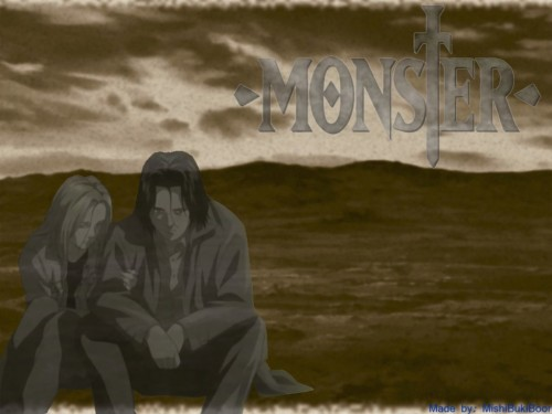 Madhouse, Monster, Anna Liebert, Kenzo Tenma Wallpaper
