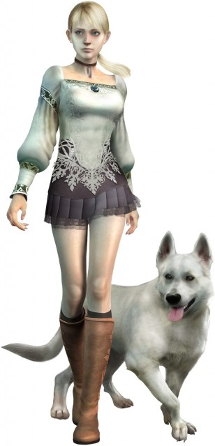 Capcom, Haunting Ground