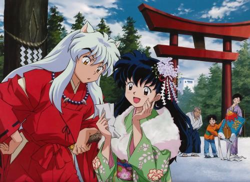 Rumiko Takahashi, Inuyasha, Kagome Higurashi, Inuyasha (Character), Souta Higurashi