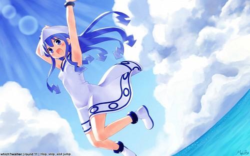 Peko, Shinryaku! Ika Musume, Ika Musume (Character) Wallpaper