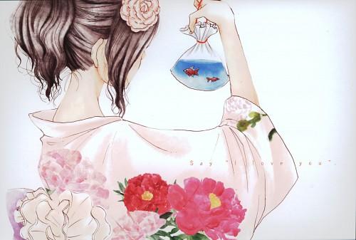 Kanae Hazuki, Zexcs, Say I Love You, Mei Tachibana, Postcard