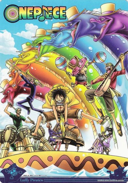 Eiichiro Oda, One Piece, Monkey D. Luffy, Usopp, Sanji