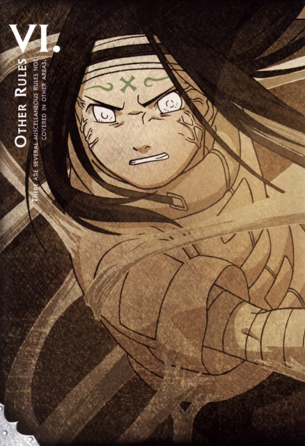 Studio Pierrot, Naruto, Neji Hyuuga, Trading Cards