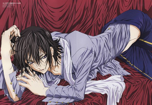 Yukie Sakou, Sunrise (Studio), Lelouch of the Rebellion, Lelouch Lamperouge, Pin-up Poster
