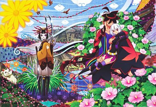 Take, Katanagatari, Shichika Yasuri, Togame