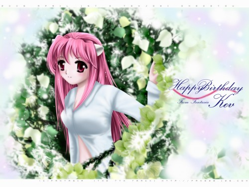 Lynn Okamoto, Studio ARMS, Elfen Lied, Lucy, Member Art Wallpaper