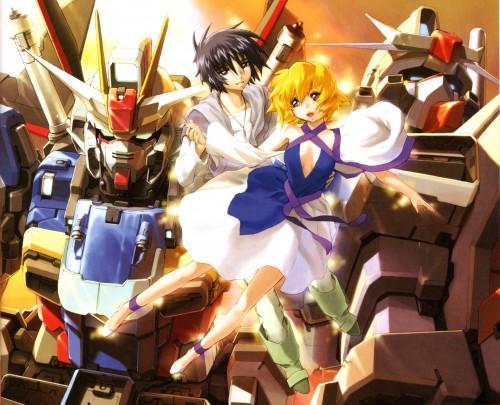 RGB, Hisashi Hirai, Sunrise (Studio), Mobile Suit Gundam SEED Destiny, Stellar Loussier