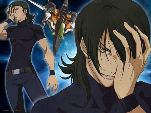 Sunrise (Studio), Mobile Suit Gundam 00, Allelujah Haptism, Hallelujah Haptism Wallpaper