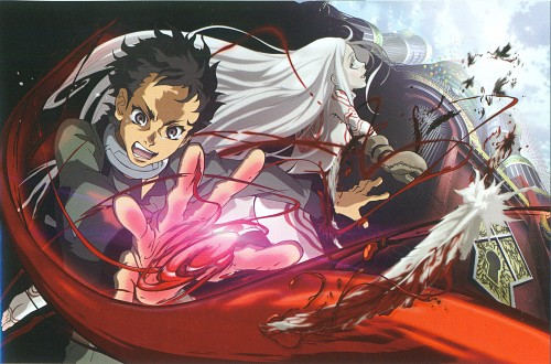 Kazuma Kondou, Manglobe, Deadman Wonderland, Ganta Igarashi, Shiro