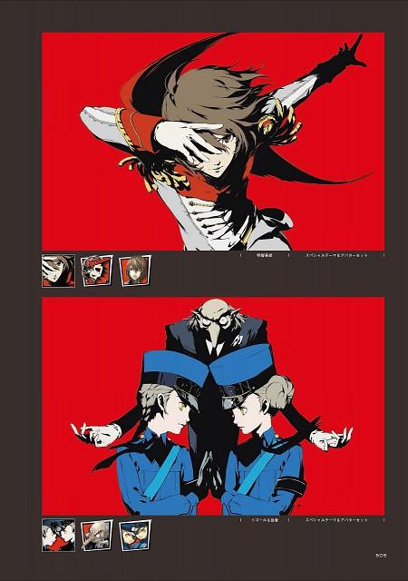 Shigenori Soejima, Atlus, Shin Megami Tensei: Persona 5, Shin Megami Tensei: Persona 3, Shin Megami Tensei: Persona 4