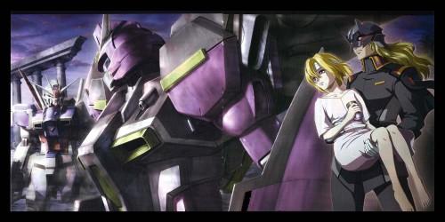 Sunrise (Studio), Mobile Suit Gundam SEED Destiny, Mu La Flaga, Stellar Loussier
