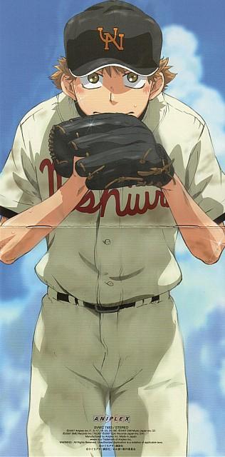 Asa Higuchi, A-1 Pictures, Ookiku Furikabutte, Ren Mihashi, Album Cover