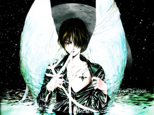 Kaori Yuki, Angel Sanctuary, Setsuna Mudo Wallpaper