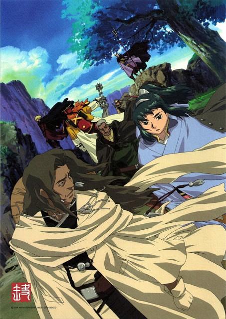 Gonzo, Samurai 7, Heihachi Hayashida, Kikuchiyo, Okamoto Katsushiro