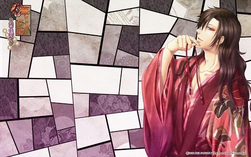 Yuuya (Mangaka), Idea Factory, Hanayakanari Waga Ichizoku, Shigeru Miyanomori, Official Wallpaper