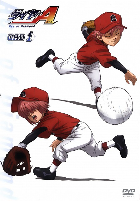 Yuuji Terajima, Production I.G, Ace of Diamond, Haruichi Kominato, Ryousuke Kominato