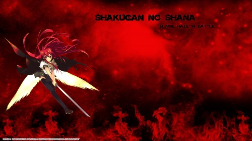 Noizi Ito, Shakugan no Shana, Shana Wallpaper