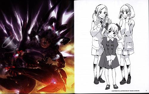 Takako Shimura, A-1 Pictures, TROYCA, Nitro+, Aldnoah Zero