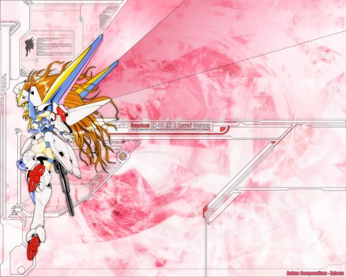 Sunrise (Studio), Mobile Suit Gundam MS Girls Wallpaper