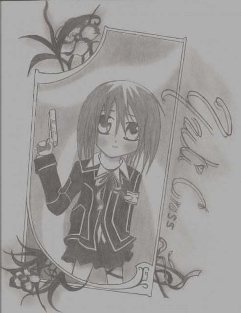 Vampire Knight, Yuuki Cross, Member Art