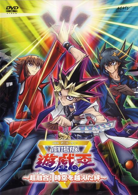 Kazuki Takahashi, Studio Gallop, Yu-Gi-Oh! GX, Yu-Gi-Oh! 5D's, Yu-Gi-Oh! Duel Monsters