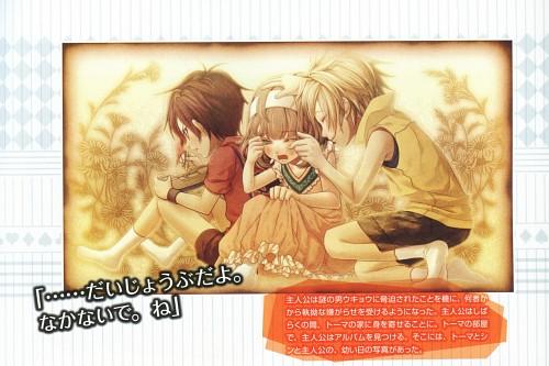 Mai Hanamura, Idea Factory, AMNESIA, Heroine (AMNESIA), Toma (AMNESIA)