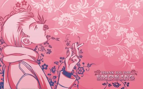 Lily Hoshino, Vector Art Wallpaper