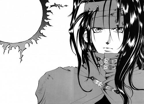 Dr. Ochanomizu, Final Fantasy VII, Vincent Valentine, Doujinshi