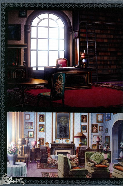 miko (Mangaka), Idea Factory, Code: Realize Official Visual Fan Book, Code: Realize