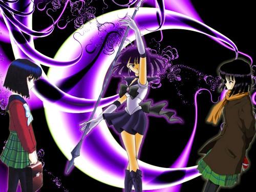 Hino Ryutaro, Bishoujo Senshi Sailor Moon, Sailor Saturn, Hotaru Tomoe, Doujinshi Wallpaper