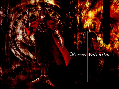 Square Enix, Final Fantasy VII, Vincent Valentine Wallpaper