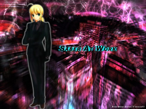 Ufotable, TYPE-MOON, Fate/Zero, Saber Wallpaper