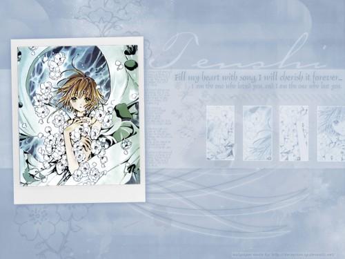 CLAMP, Tsubasa Reservoir Chronicle, Sakura Kinomoto Wallpaper