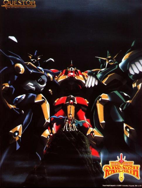 CLAMP, TMS Entertainment, Magic Knight Rayearth, Fuu Hououji, Rayearth (Character)