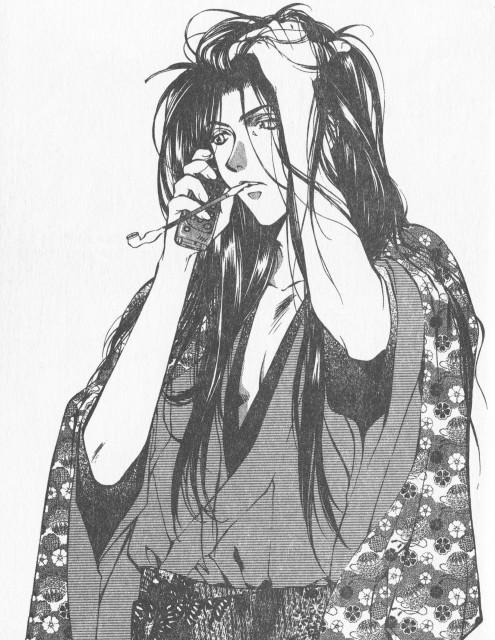Youko Matsushita, Yami no Matsuei, Oriya Mibu
