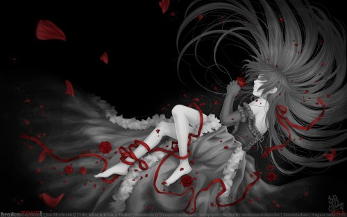 Jun Mochizuki, Xebec, Pandora Hearts, Alice (Pandora Hearts), Vector Art Wallpaper