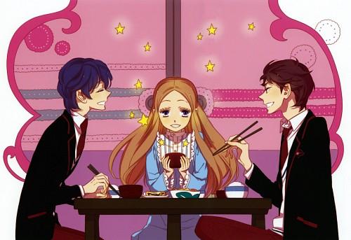 Lily Hoshino, Brains Base, Mawaru Penguindrum, Mawaru Penguindrum - Hoshino Lily Art Works, Shouma Takakura