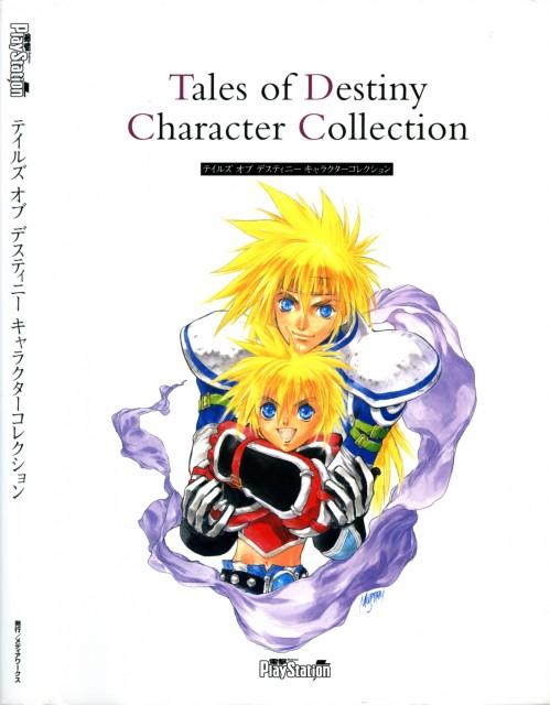Mutsumi Inomata, Namco, Tales of Destiny 2, Tales of Destiny, Stan Aileron