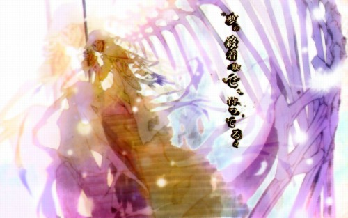 Yuki Amemiya, Yukino Ichihara, Studio Deen, 07-Ghost, Verloren Wallpaper